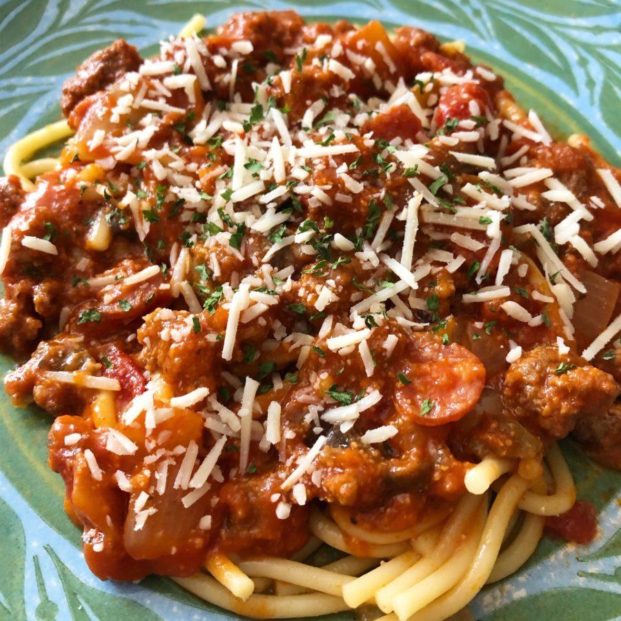 loaded-crockpot-spaghetti