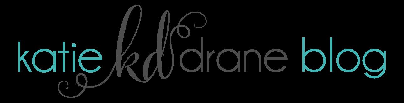 Katie Drane Blog
