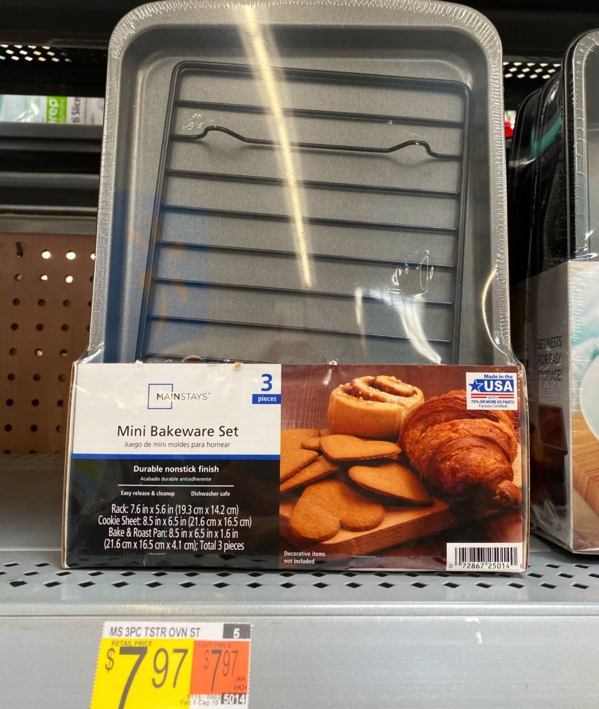 Mini Bakeware Set
