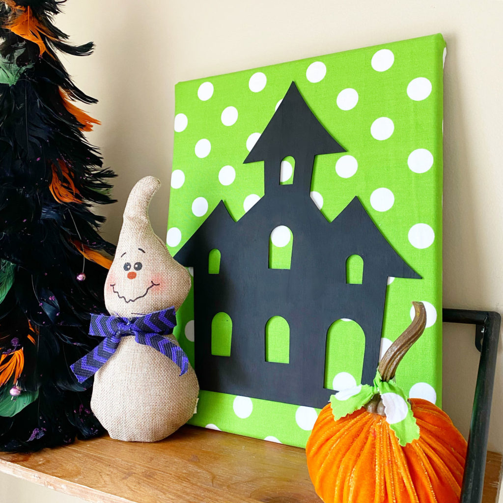 Dollar Tree Halloween Cutout Decor