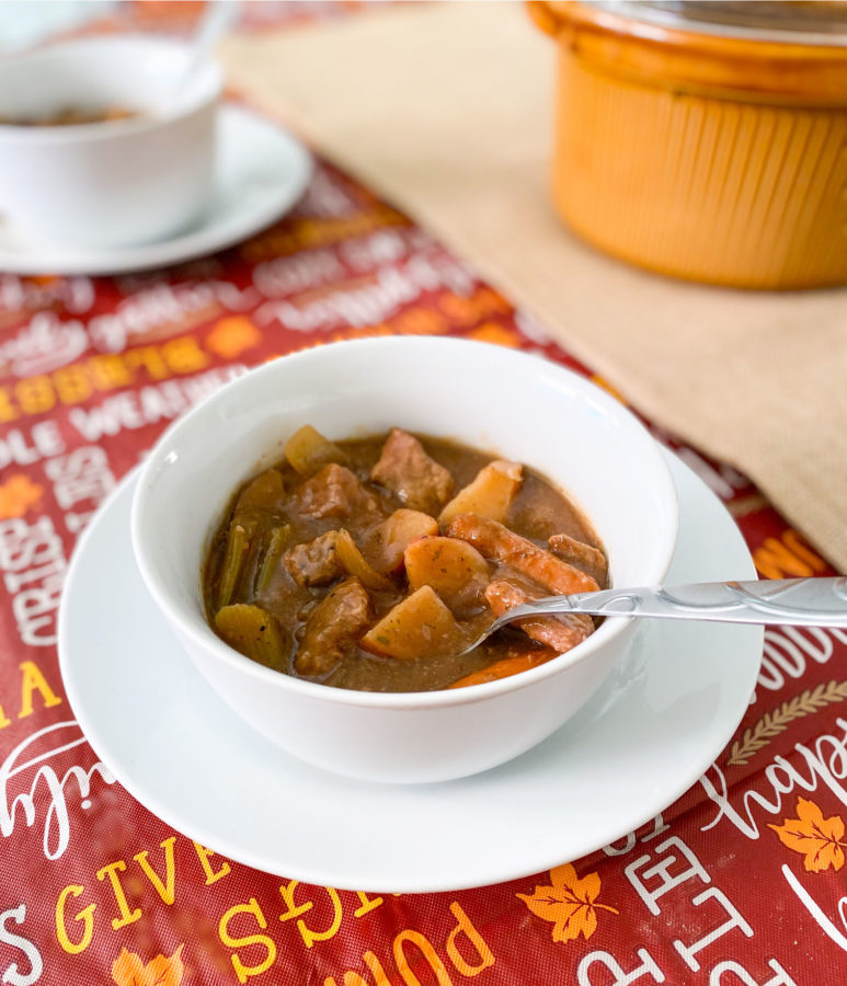 Hearty One Packet Beef Stew