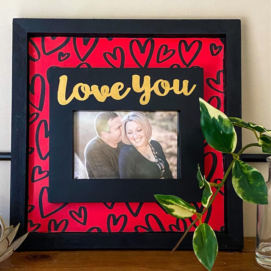 diy-valentine-picture-frame