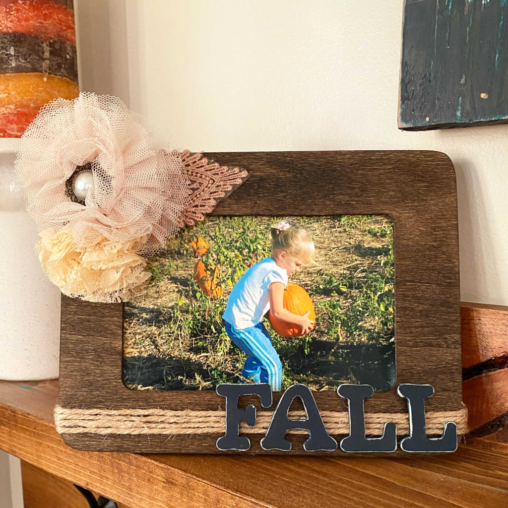craft-wood-fall-picture-frame